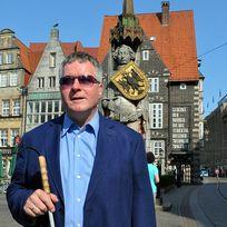 Dr. Joachim Steinbrück, der Landesbehindertenbeauftragte der Freien Hansestadt Bremen.