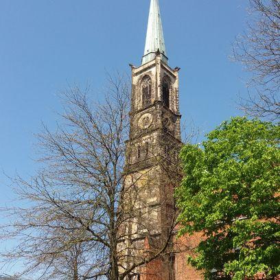 Die Kulturkirche St. Stephani; Quelle: WFB - SIS