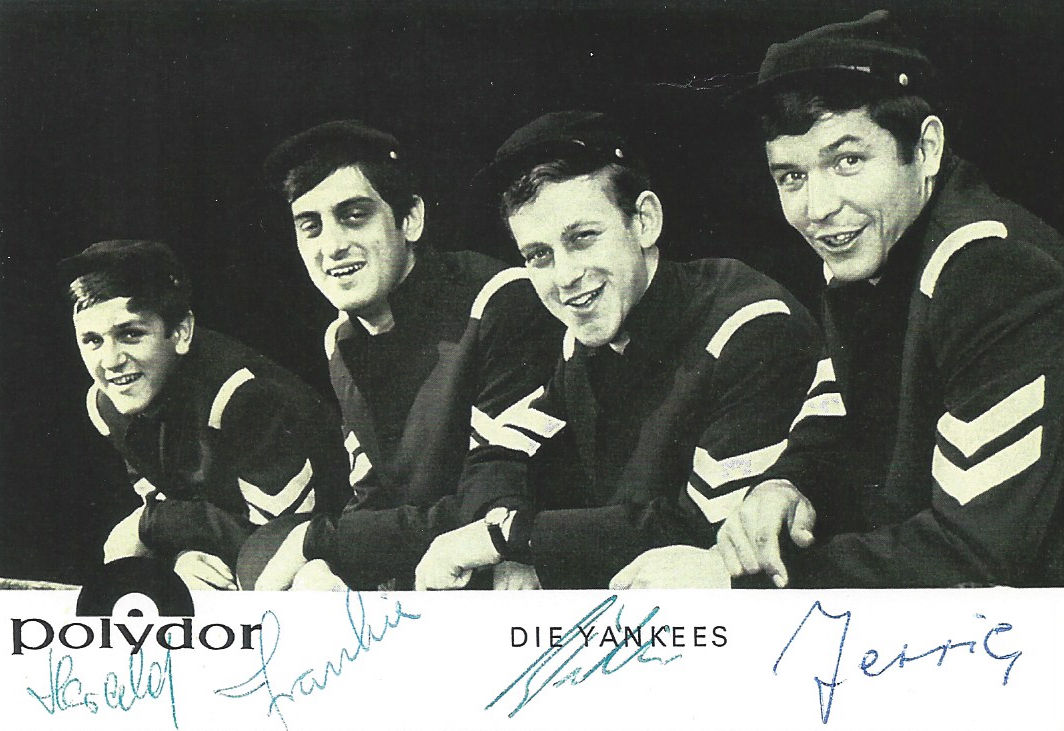 Vier Musiker in Uniform; Quelle: Gerd Adamowsky