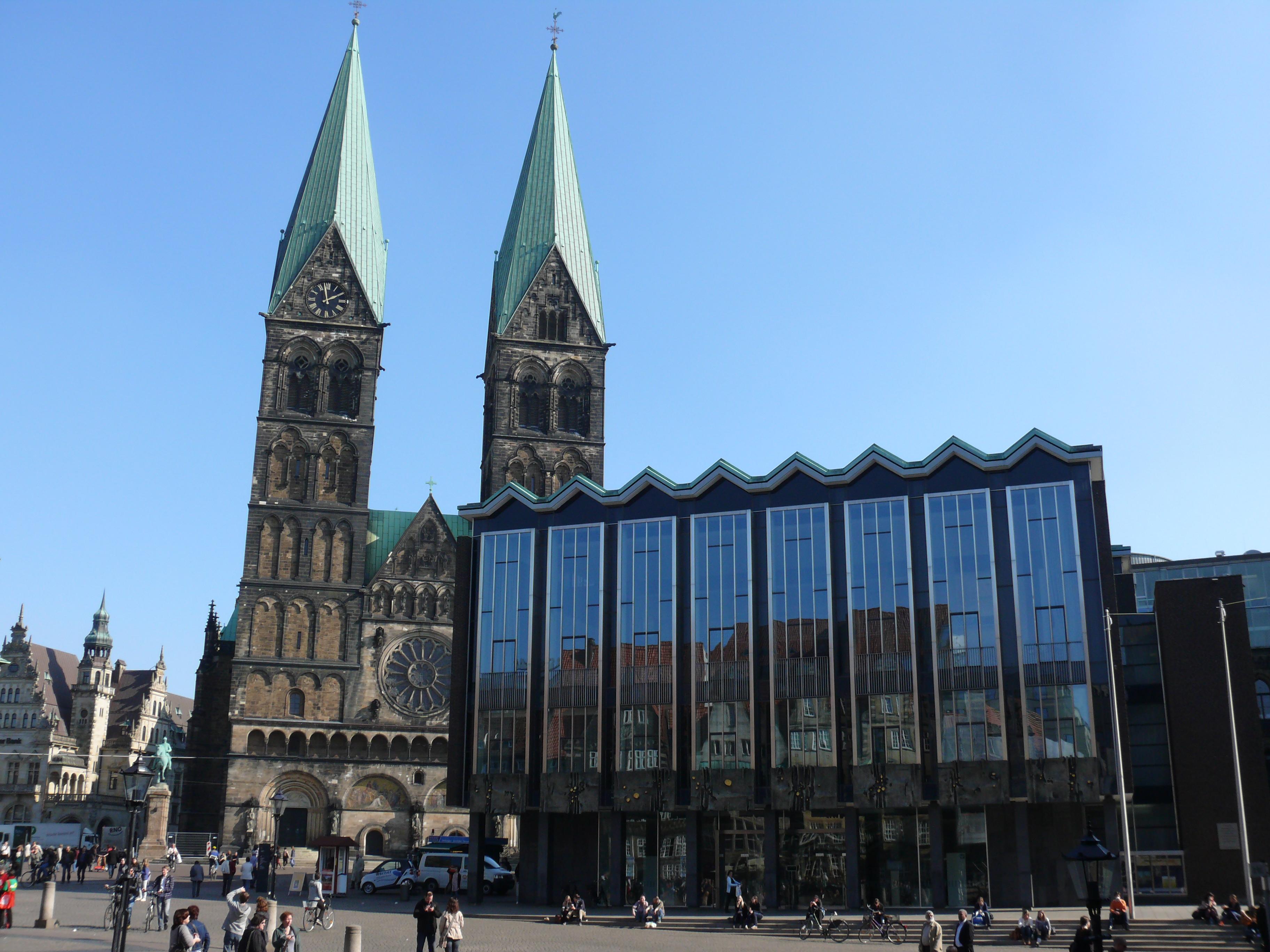 Dom und Gebäude der Bürgerschaft