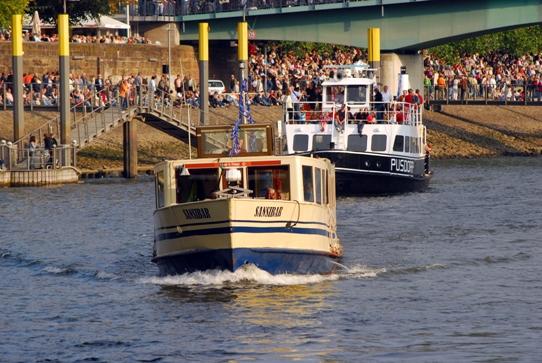 Maritime Woche an der Weser