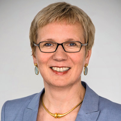 Die Senatorin für Wissenschaft, Gesundheit und Verbraucherschutz - Prof. Dr. Eva Quante-Brandt
