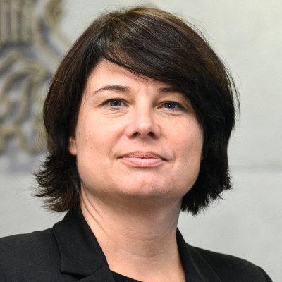 Die Bevollmächtigte der Freien Hansestadt Bremen beim Bund, für Europa und Entwicklungszusammenarbeit - Ulrike Hiller