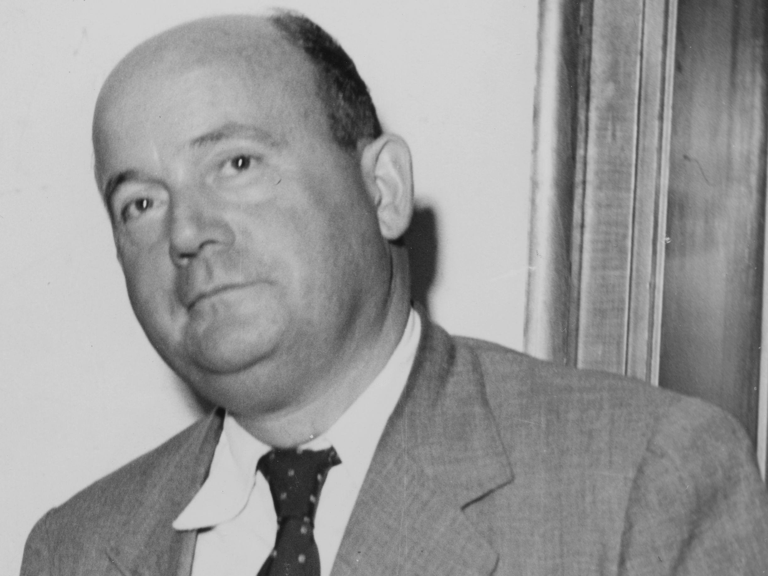 Portrait von Dr. Adolf Wolfard, Chefredakteur der Bremer Nachrichten, Schwarz-Weiß-Fotografie; Quelle: Staatsarchiv Bremen