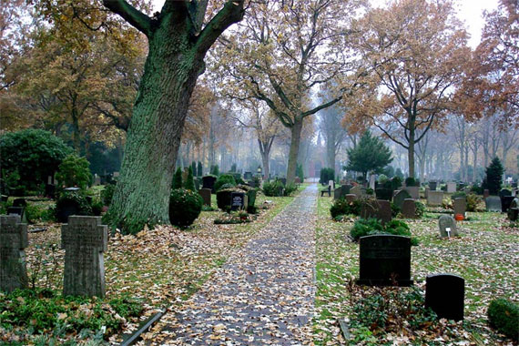 Friedhofsallee