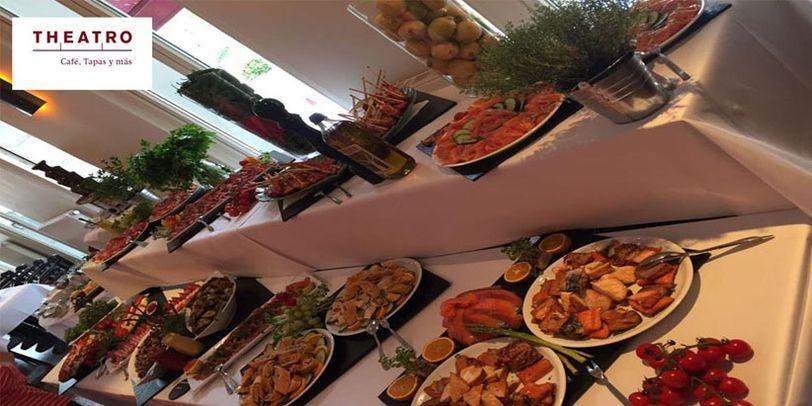 Sonntagsbuffet im Theatro Bremen