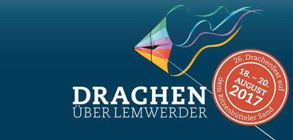 Drachen über Lemwerder - Logo