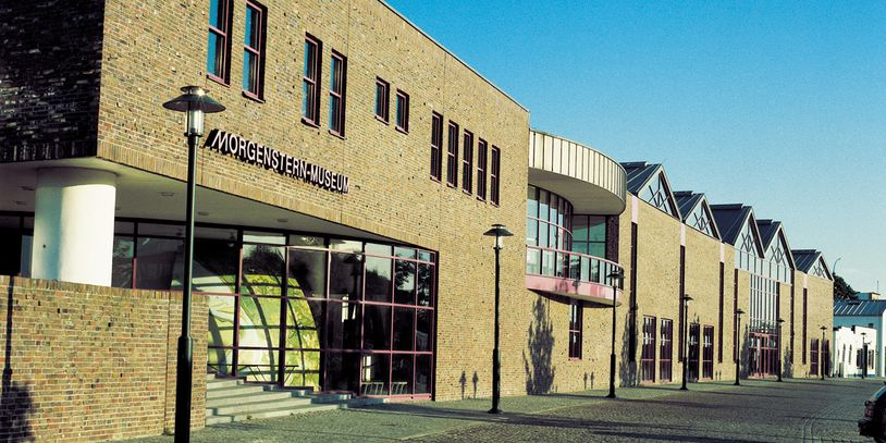 Klinkergebäude des Historischen Museums Bremerhaven