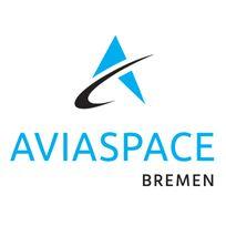 Das Logo des Branchenverbandes für Luft- und Raumfahrt, AVIASPACE BREMEN