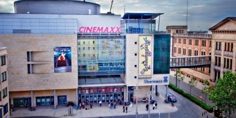 CinemaxX Außenansicht