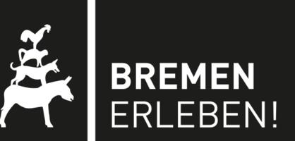 Logo Bremen Erleben Schwarz/weiß