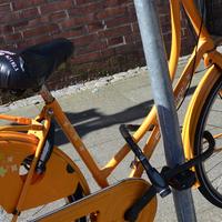 Abgeschlossenes Fahrrad; Quelle: bremen.online GmbH