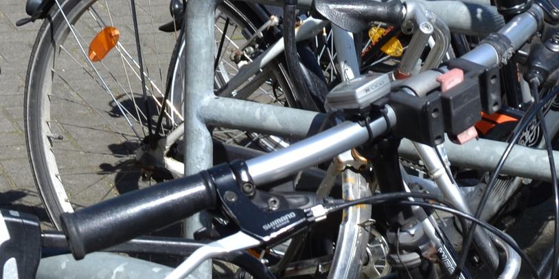 Abgeschlossene Fahrräder; Quelle: bremen.online GmbH - MDR