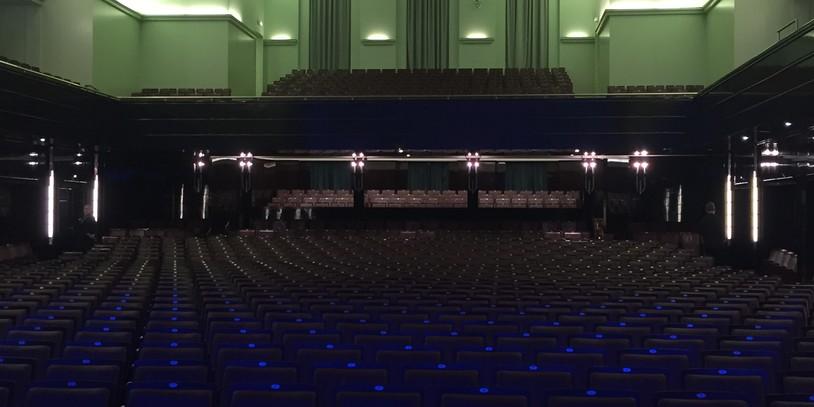 Konzertsaal in der Glocke