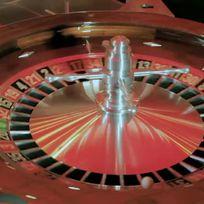 Eine Roulette-Schale