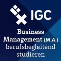 Business Management (M.A.) berufsbegleitend studieren