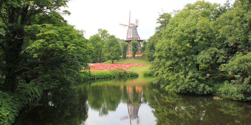 Die Mühle am Wall