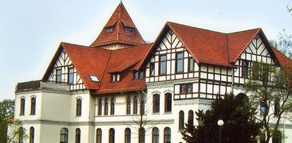 Park des Klinikums Bremen-Ost
