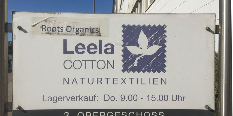 Außenansicht Leela Cotton.