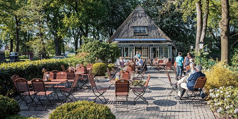 Wohnküche landhaus oberneuland  Restaurants in der Natur - Essen im Grünen in Bremen