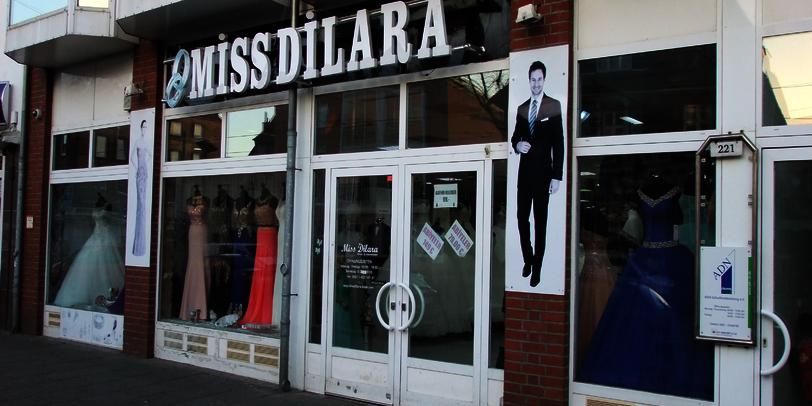 Miss Dilara Abendkleider