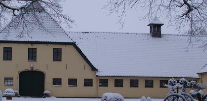 Ein alter Hof an der Osterholzer Dorfstraße