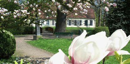 Der Park des Focke-Museums