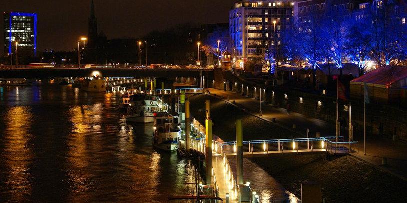Der Schlachte Zauber an der Weser