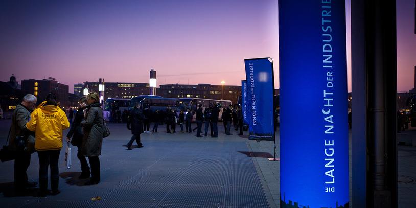 Lange Nacht der Industrie Bremen/Bremerhaven (Quelle: prima events gmbh / Arne Vollstedt)