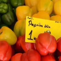 Buntes Gemüse in der Auslage; Quelle: bremen.online GmbH - MDR
