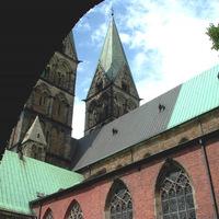 Türme des Bremer Doms