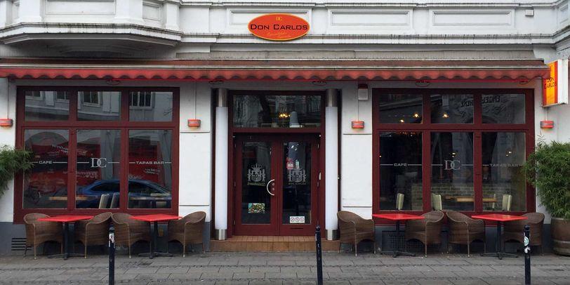 Das Restaurant Don Carlos im Bremer Viertel