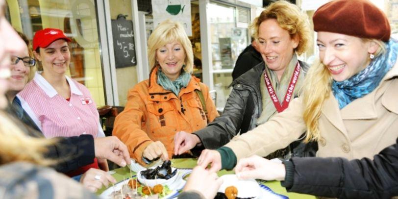 """Bei einer """"eat-the-world""""-Tour kann man Bremen einmal von einer ganz neuen Seite kennenlernen"""