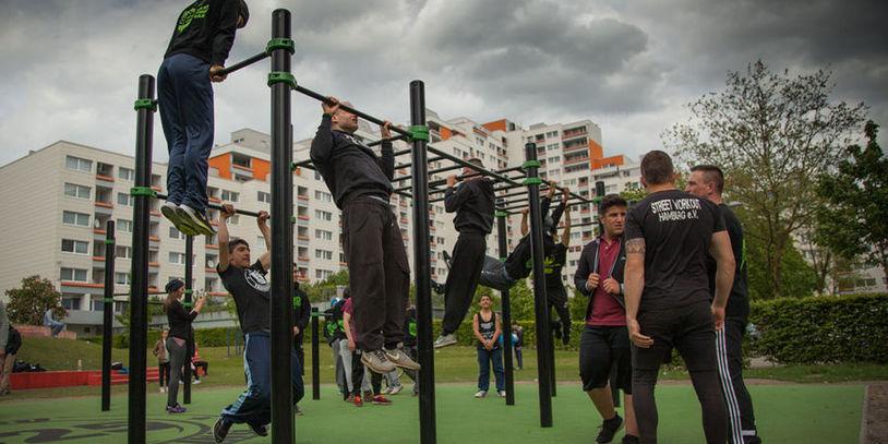 Fitness Park Tenever Hood Training