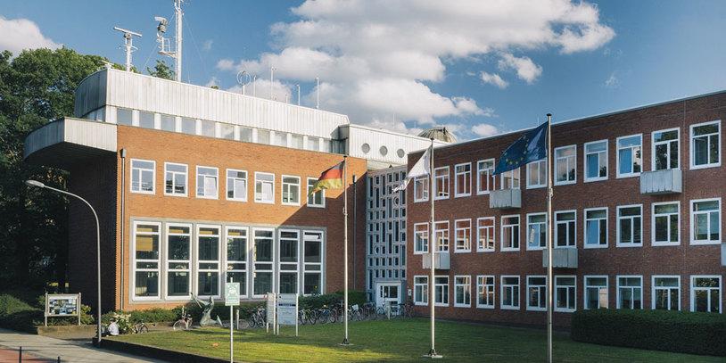 Das Gebäude der Hochschule Bremen an der Werderstraße.