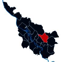 Stadtteilpolygon von Horn-Lehe
