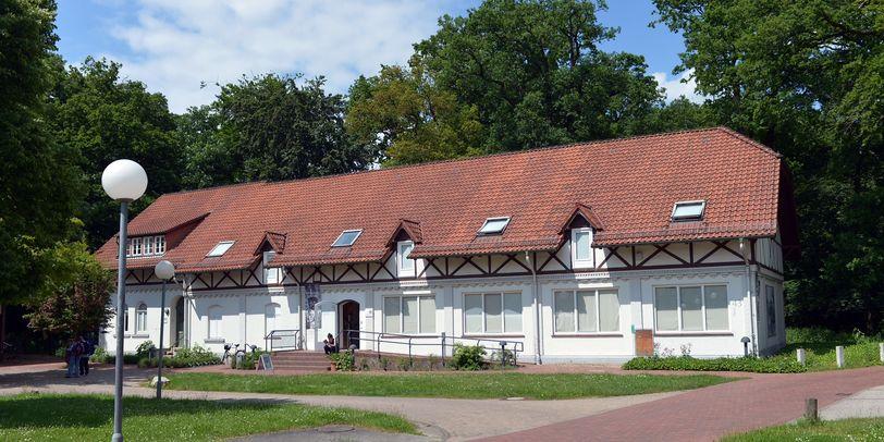 Das Krankenhausmuseum von außen.