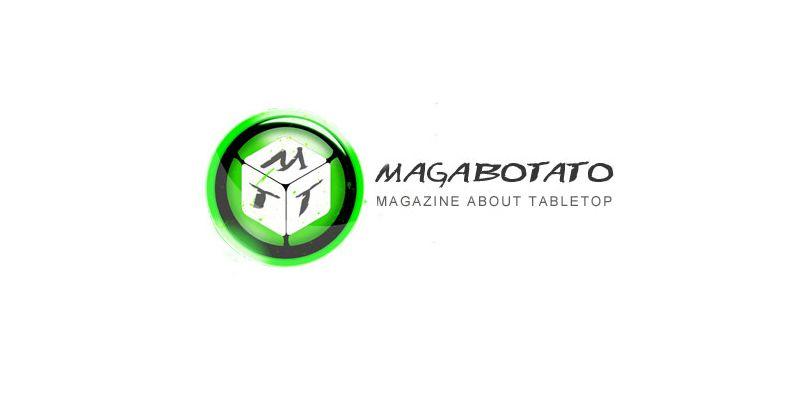 Das grüne Logo des Podcast Magabotato