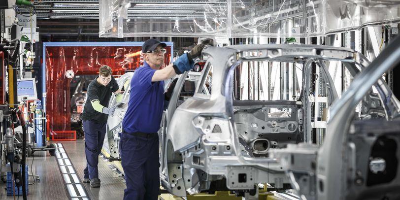 Mercedes-Benz Werksführung - Bremen