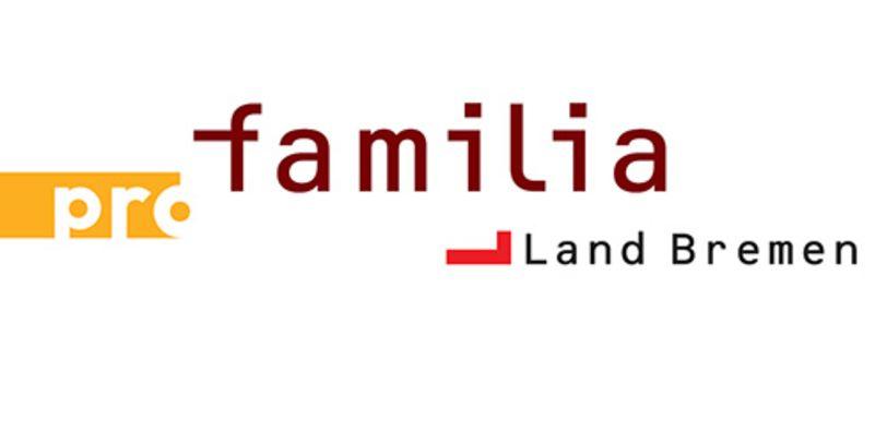 Logo von pro familia Bremen