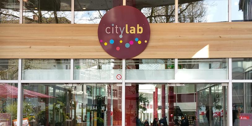 Eingang Citylab