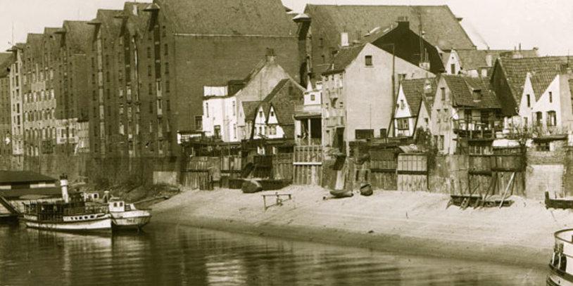 Der Teerhof in der Alten Neustadt