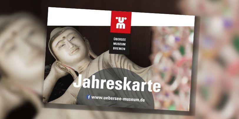 Familienjahreskarte des Übersee-Museums