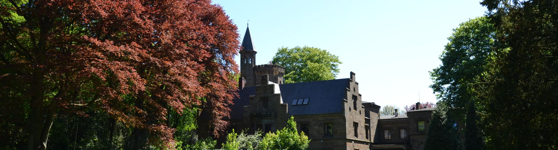 Wätjens Schloss in Wätjens Park