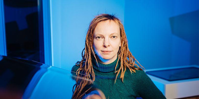 Portrait von Dr. Anja Frost