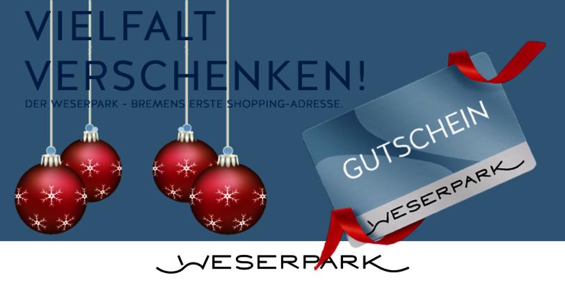 Weserpark Gutschein Adventskalender