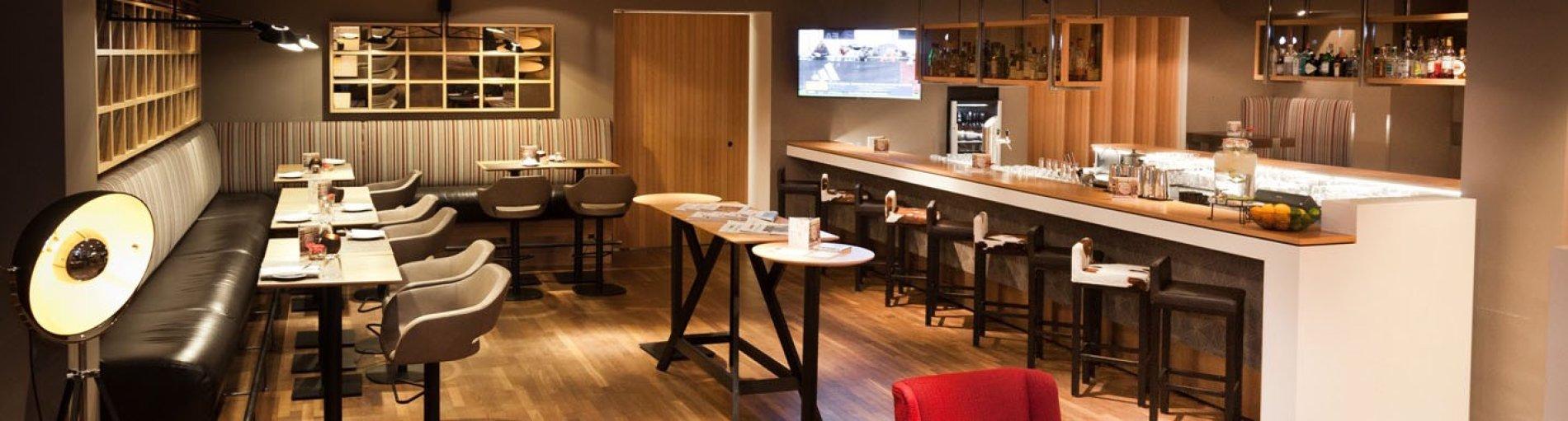 Die Bar Ô Place des Swissôtel Bremen