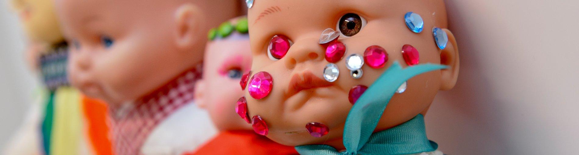 Layli - lass meine Puppe tanzen im Dezember-Programm der Weserburg.