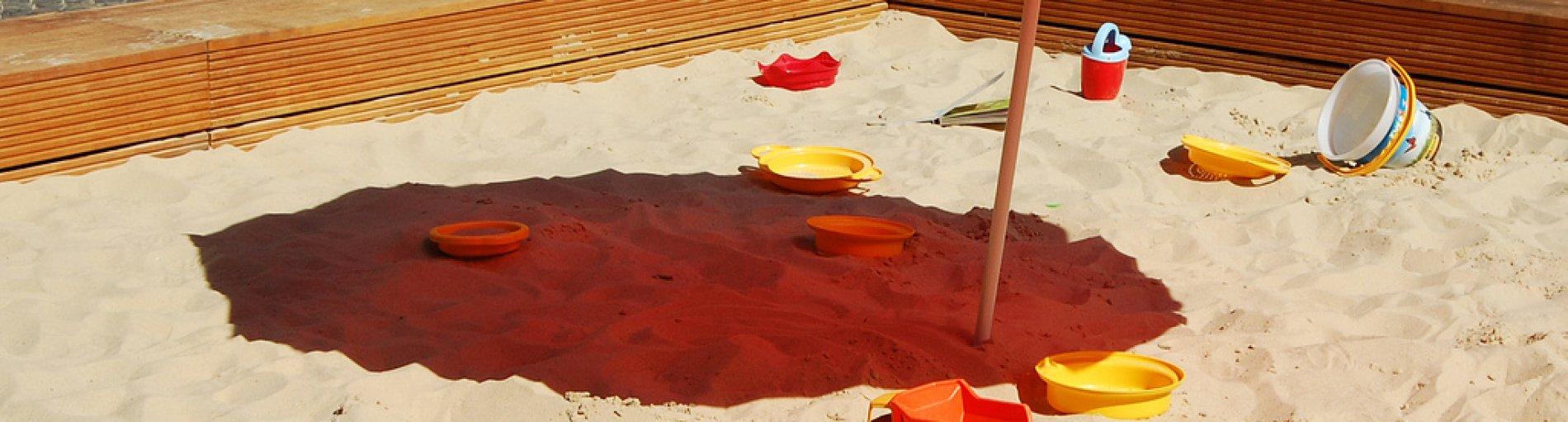 Sandkasten (Quelle: A. Robers/frauenseiten)