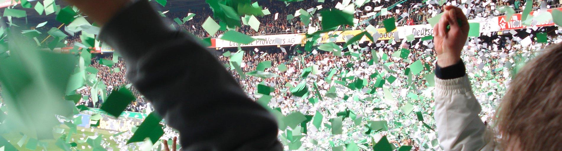 Werder Bremen im Weser-Stadion - Tipps rund ums Spiel